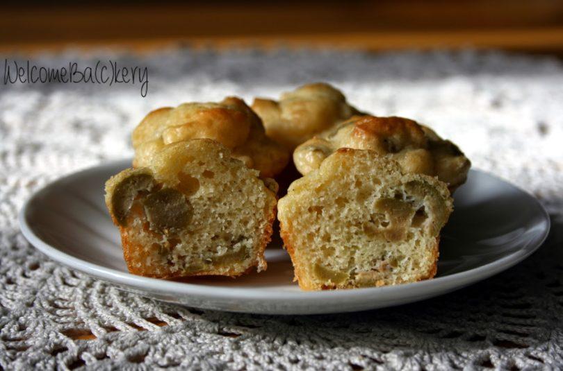 Mini muffins alle olive