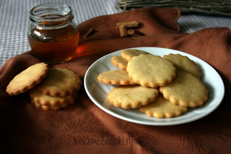 Biscotti al miele di Marinella