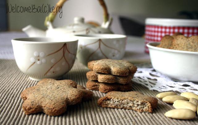 Biscotti saraceni alle mandorle