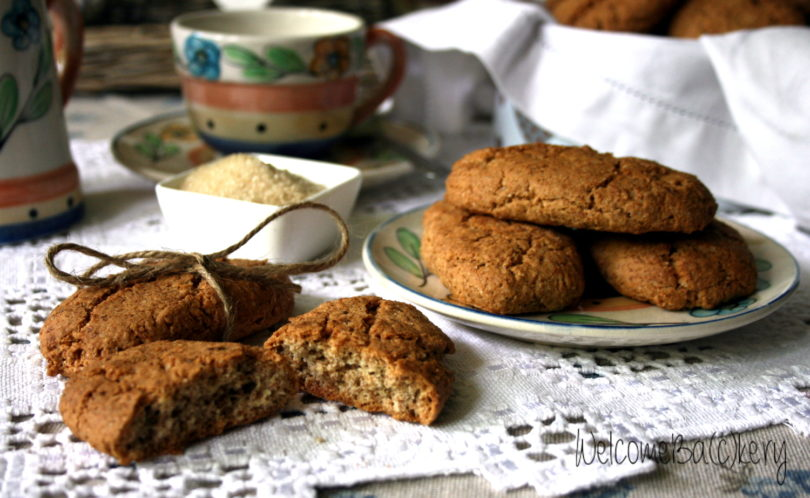 Biscotti da inzuppo, di Gaia