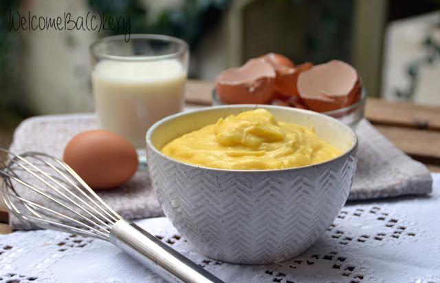 Crema pasticcera ricca, di Giovanni Pina
