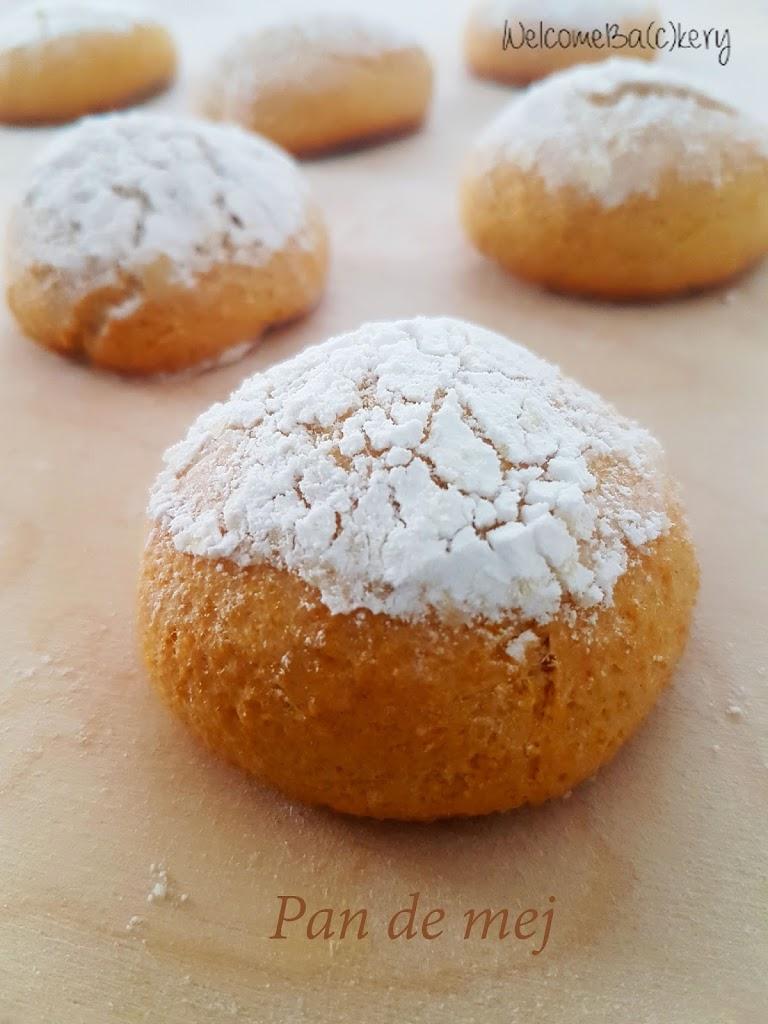 Pan de mej (biscotti con farina di mais)