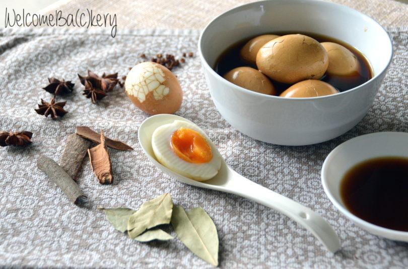 Uova al tè cinesi, una ricetta tradizionale