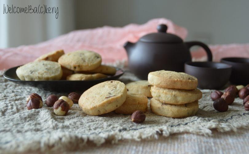 Biscotti con le nocciole
