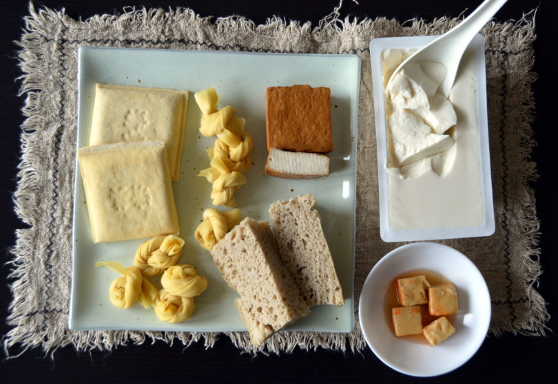 Tofu. What is and its varieties.