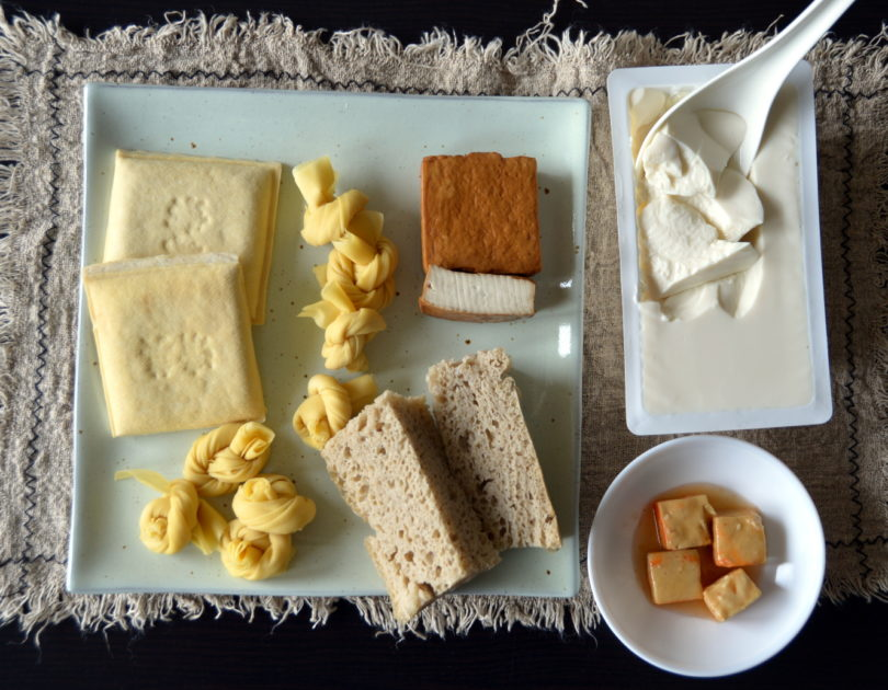 Il tofu. Cos'è e le sue varietà.