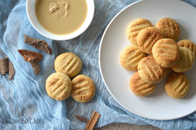 Biscotti tahini, di Ottolenghi