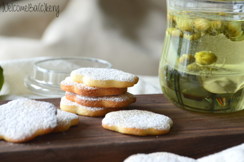 Biscotti al lime