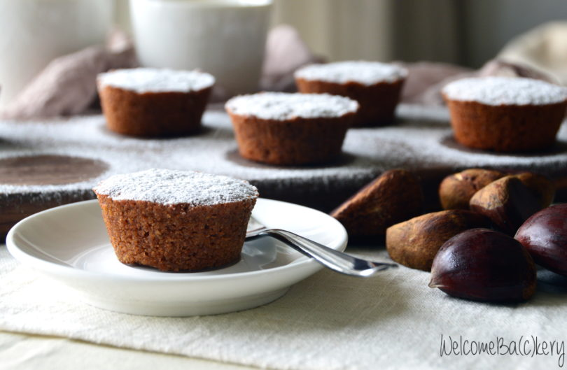 Chestnut mini-capresi